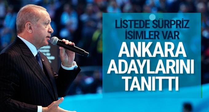 AK Parti 2019 Ankara adayları tam liste
