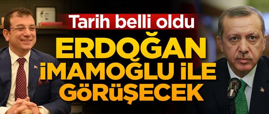 İmamoğlu açıkladı: Erdoğan'dan randevu aldım