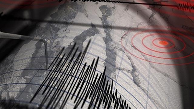 Korkutan deprem! Van beşik gibi sallandı