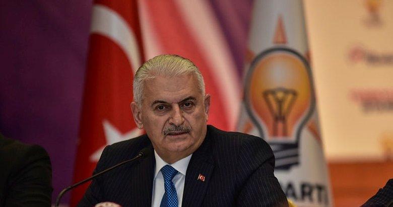 Binali Yıldırım'dan CHP'li başkana övgü