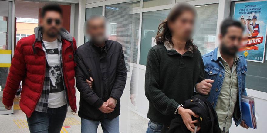 Terör propagandası yapan 2 kişi serbest bırakıldı