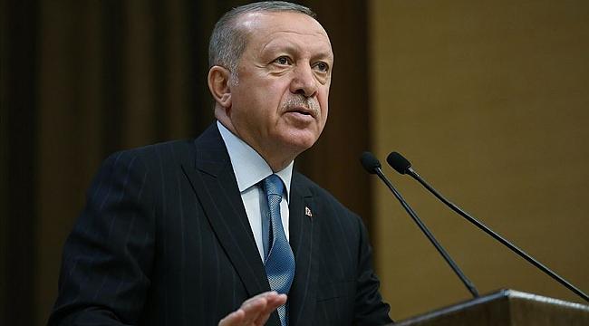 Erdoğan: 2023'te 500 milyar dolar ihracat hedefliyoruz