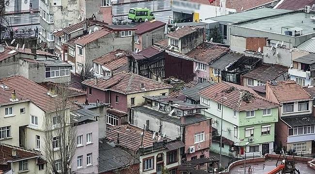 Kaçak yapılar en çok Kocaeli'de tespit edildi