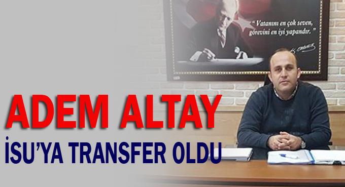 Adem Altay, Gebze Belediyesi'nden ayrıldı!