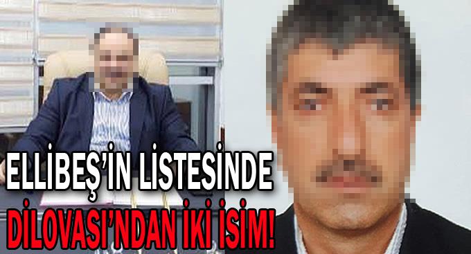 AK Parti yönetimi için iki isim!