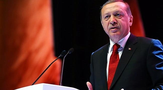 """Erdoğan,""""Yeni askerlik sistemi hayırlı olsun"""""""