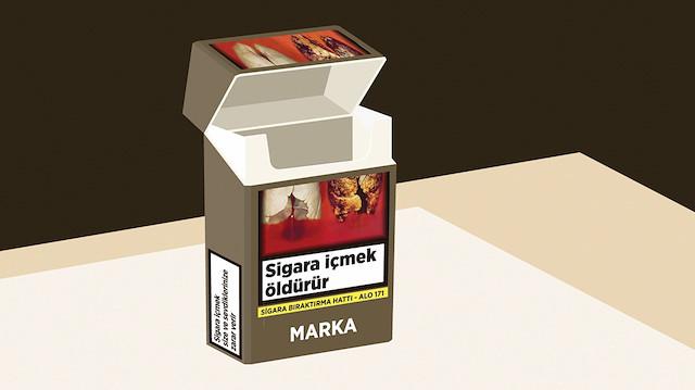 Sigarada tek tip paket başlıyor!