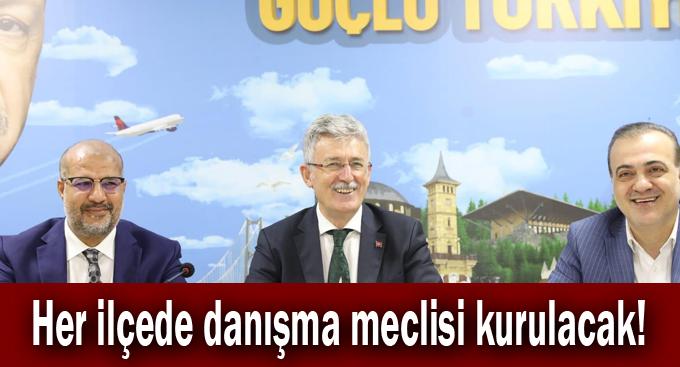 Ellibeş,''AK Parti'de durmak yok''