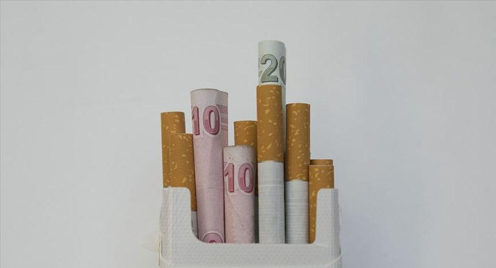 Sigaraya yine zam mı geldi?