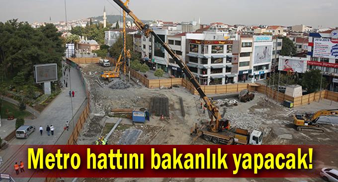 Darıca-Gebze Metro hattını bakanlık yapacak!