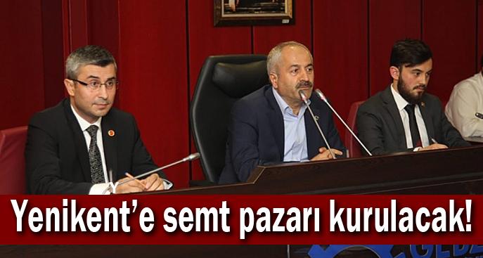 Başkan Büyükgöz'den vatandaşa müjde!