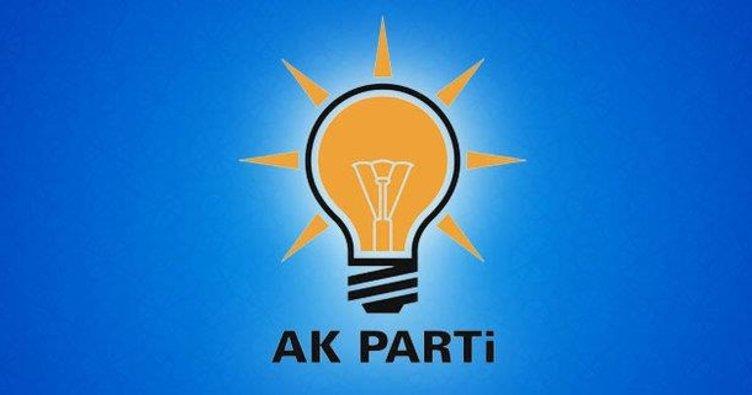AK Parti'de kongre süreci başlıyor!
