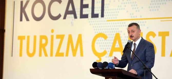 Başkan Büyükakın, ''Kocaeli'yi sanayi şehri olarak görmeyin''