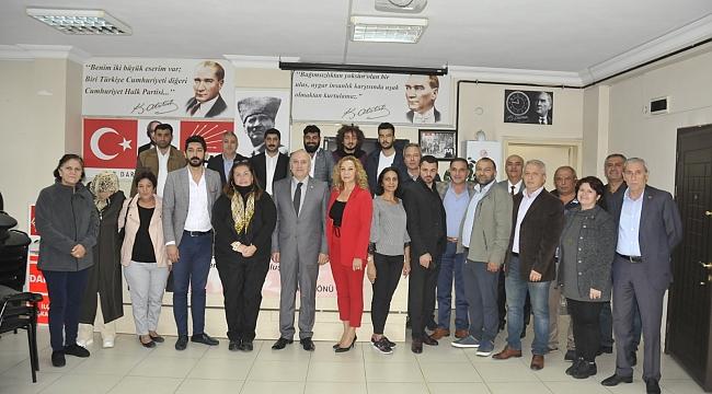 CHP Darıca, Ekim ayı meclisini değerlendirdi