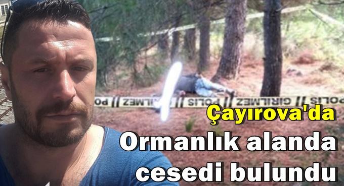 Çalışmak için geldi, Çayırova'da intihar etti!