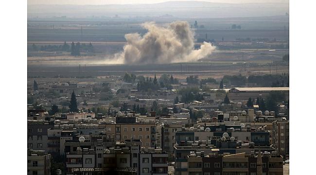 Barış Pınarı Harekatı'nda öldürülen terörist sayısı 595 oldu