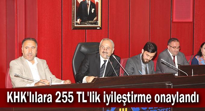 KHK'lılara 255 TL'lik iyileştirme onaylandı