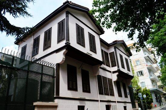Atatürk Evi'ne saldırı girişimi!