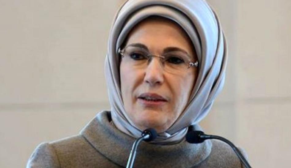 Kocaeli'den Emine Erdoğan'a suç duyurusu!