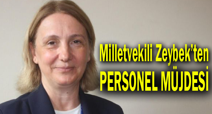 Zeybek'ten Gebze'ye personel müjdesi!