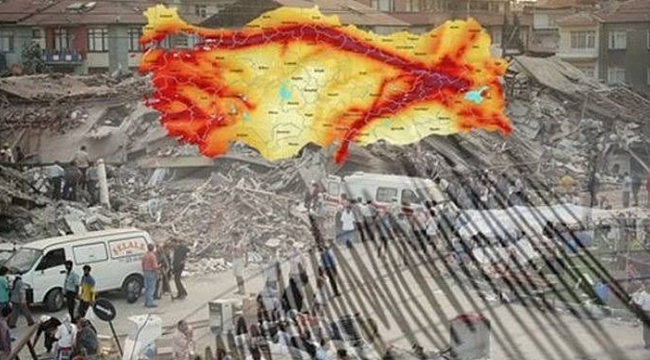 Japon uzmandan kritik deprem uyarısı!