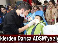 Miniklerden Darıca ADSM'ye ziyaret