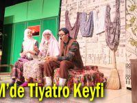 GKM'de Tiyatro Keyfi
