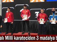 Başkan Bıyık,başarılı sporcuyu tebrik etti