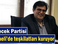 Gelecek Partisi Kocaeli'de yapılanıyor
