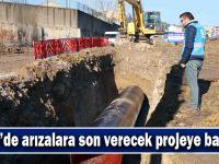 Gebze'de arızalara son verecek projeye başlandı