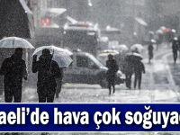 Kocaeli'de hava çok soğuyacak!