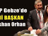 CHP Gebze'de başkan belli oldu