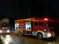 İzmit'te korkunç yangın: 1'i biri ağır 2 kişi yaralandı!