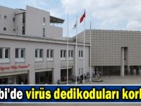 Farabi'de virüs dedikoduları korkuttu