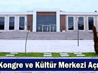 GTÜ Kongre ve Kültür Merkezi Açılıyor