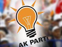 AK Parti'de ilçe başkanlarına vefa