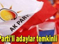 AK Parti'de kongre çalışmaları yoğun