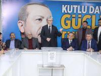 AK Parti o ilçede temayülünü tamamladı