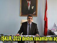Gebze İŞKUR, 2019 destek rakamlarını açıkladı