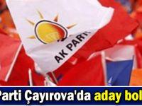 AK Parti Çayırova'da aday bolluğu