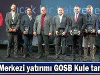 Veri Merkezi yatırımı GOSB Kule tanıtıldı