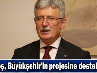 Ellibeş, Büyükşehir'in projesine destek çıktı