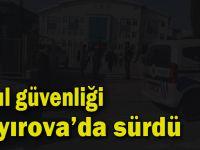 Okul güvenliği Çayırova'da sürdü