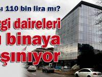 Gebze'de ki vergi daireleri taşınıyor