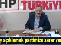 CHP Dilovası'ndan aday açıklaması!