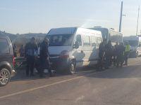 Kocaeli'de zincirleme kaza: 5 öğrenci yaralandı