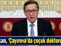 Çayırova'da çocuk doktoru yok!