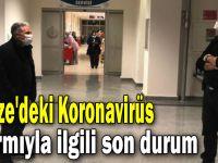 Gebze'deki Koronavirüs alarmıyla ilgili son durum