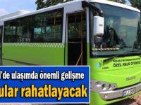 Kocaeli'de Toplu Ulaşımda Yeni Dönem