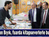 Darıca'da ki Kitap Fuarına 3 günde 24 bin ziyaret